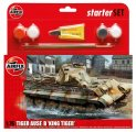 Starter Set - 1/76 King Tiger Tank