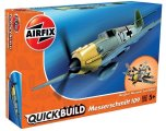 Quick Build - Messerschmitt BF109E