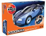 Quick Build - Bugatti Veyron