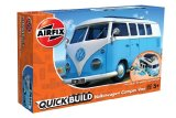 Quick Build - Volkswagen Camper Van Blue