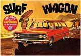 AMT - 1965 Chevelle Surf Wagon 1/25