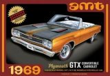AMT - 1969 Plymouth GTX Convertible 2T 1/25