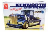 AMT- Kenworth Custom Tyrone Malone's Custom Drag Truck 1/25
