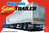 AMT - Big Rig Semi Trailer 1/25