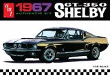 1967 Shelby GT-350 (Mold in black) 1/25