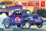 1940 Willys Coupe 1/25