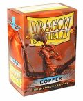 Dragon Shield Sleeves - 100 - Cooper