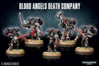 Blood Angels Death Compagny
