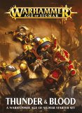 Warhammer Age of Sigmar Thunder & Blood