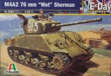 Italeri - M4A2 76mm Wet Sherman 1/35