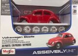 Volkswagen Beetle Assembly Line 1/24