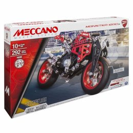 Meccano - Ducati Motorcycle - Monster 1200 S