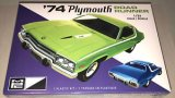 MPC - 1974 Plymouth Road Runner 1/25