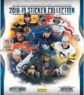 2018-19 Panini Hockey Stickers - Album