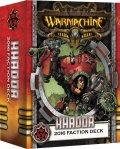 Khador 2016 Faction Deck
