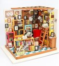 DIY House - Sam's Study Room (Miniature à Construire)