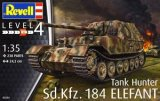 Revell - Sd.Kfz. 184 Tank Hunter Elefant 1/35