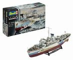 Revell - HMCS Snowberry Flower Class Corvette Version Canadienne 1/144