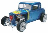 1932 Ford 5-Window Coupe 1/25