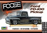 Ford FD-100 Pickup Foose 1/25