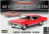 RMX - 1968 Chevy Chevelle SS 396 1/25