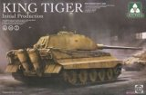 Takom King Tiger Initial Production 1/35