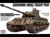 Tamiya - German King Tiger