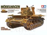 Tamiya - German Self Propelled AA Gun Mobelwagon 1/35