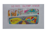 Olympiques Hiver 50 Diff.