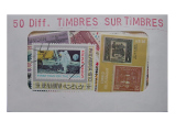 Timbres Sur Timbres 50 Diff.