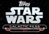 2018 Star Wars Galactic Files