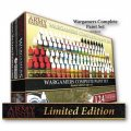 Warpaints Wargamers Complete Paint Set 124 + 5 Brushes (Limited Edition)