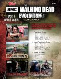 2017 Topps Walking Dead Evolution - Boite