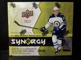 2017-18 Upper Deck Synergy Hockey - Boite