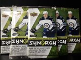 2017-18 Upper Deck Synergy Hockey - Paquets