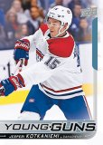 2018-19 Upper Deck Series 1 Hockey - Hobby - Paquets