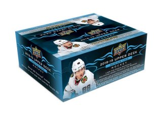 2018-19 Upper Deck Series 2 Hockey - Retail - Boite