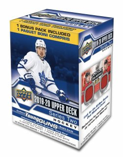 2019/20 Upper Deck Series 2 Hockey - Blaster