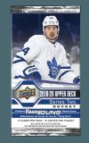 2019/20 Upper Deck Series 2 Hockey - Retail Paquets