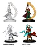 Pathfinder PF Deep Cuts Unpainted Minis: Gnome Female Sorcerer