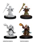 D&D Unpainted Minis: Male Gnome Wizard
