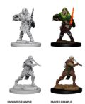 D&D Unpainted Minis: Male Elf Fighter