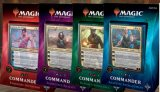 Magic the Gathering Commander 2018