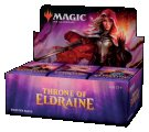 2019 Magic The Gathering Throne Of Eldraine Booster Box