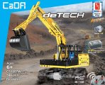 Amt Brick Kit: Caterpillar Excavator Kit Rc 544pcs. - Anglais