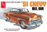 1951 Chevy Bel Air 1/25