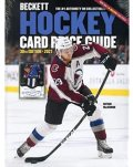 Beckett Hockey 30e Édition 2021 - Guide de Prix Version Annuelle