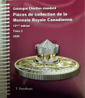 Catalogue Charlton Monnaie Royale Canadienne Volume 2 - 10ième Édition - 2020