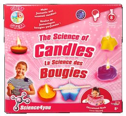Science4You - La Science des Bougies