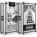 Bicycle Deck Domino Double 9